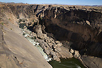 Orange River gorge, Augrabies Falls national park, Northern Cape, South Africa