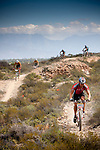 during stage four of the 2010 Absa Cape Epic Mountain Bike stage race from Ceres to Worcester in the Western Cape, South Africa on the 24 March 2010.Photo by Karin Schermbrucker/SPORTZPICS