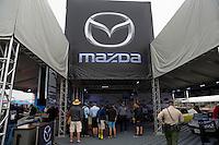 Mazda Display at Reunion