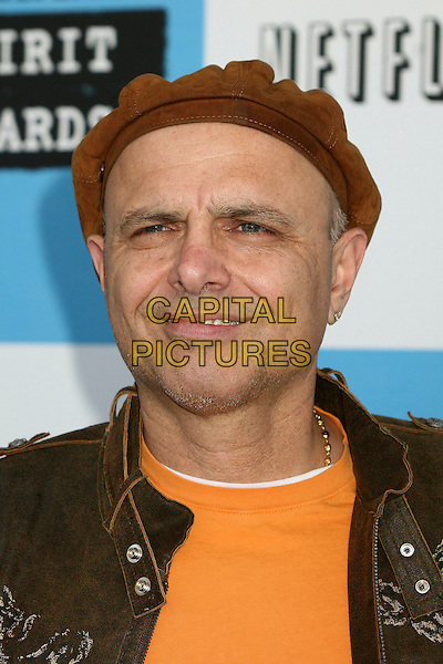 JOE PANTOLIANO.2007 Film Independent's Spirit Awards at the Santa Monica Pier, Santa Monica, California, USA,.24 February 2007..portrait headshot hat.CAP/ADM/BP.©Byron Purvis/AdMedia/Capital Pictures.