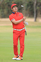 Ho-Sung Choi (KOR) during the second round of the Magical Kenya Open presented by ABSA played at Karen Country Club, Nairobi, Kenya. 15/03/2019<br /> Picture: Golffile | Phil Inglis<br /> <br /> <br /> All photo usage must carry mandatory copyright credit (&copy; Golffile | Phil Inglis)