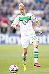 VfL Wolfsburg's Alexandra Popp during UEFA Women's Champions League 2015/2016 Final match.May 26,2016. (ALTERPHOTOS/Acero)
