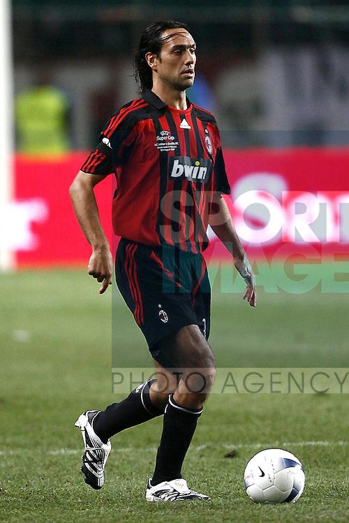 AC Milan's Alessandro Nesta