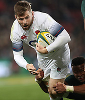 Elliot Daly of England during the 2018 Castle Lager Incoming Series 1st Test match between South Africa and England at Emirates Airline Park,<br /> Johannesburg.South Africa. 09,06,2018 Photo by (Steve Haag Sports)