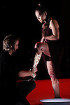 CAIDA DEL CIELO<br /> <br /> Co-direction artistique, chor&eacute;graphie et direction musicale Roc&iacute;o Molina<br /> Co-direction artistique, dramaturgie, mise en sc&egrave;ne et cr&eacute;ation lumi&egrave;re Carlos Marquerie<br /> Musique originale Eduardo Trassierra en collaboration avec Jos&eacute; &Aacute;ngel Carmona, <br /> Jos&eacute; Manuel Ramos &laquo; Oruco &raquo;, Pablo Mart&iacute;n Jones<br /> Aide &agrave; la relation au sol Elena<br /> Costumes Cecilia Molano<br /> R&eacute;alisation des costumes L&oacute;pez de Santos, Maty, Rafael Solis<br /> Direction technique, lumi&egrave;re Antonio Serrano<br /> Son Javier &Aacute;lvarez<br /> R&eacute;gie plateau Reyes Pipio<br /> Assistanat &agrave; la production Magdalena Escoriza<br /> Direction ex&eacute;cutive Lo&iuml;c Bastos<br />  <br /> Avec Roc&iacute;o Molina (danse), Jos&eacute; &Aacute;ngel Carmona (chant), Pablo Mart&iacute;n Jones (percussions, musique &eacute;lectronique), Jos&eacute; Manuel Ramos &laquo; Oruco &raquo; (palmas), Eduardo Trassierra (guitare)<br /> Compagnie : Danza Molina S.L.<br /> Date : 02/11/2016<br /> Lieu : Th&eacute;&acirc;tre National de Chaillot<br /> Ville : Paris<br /> &copy; Laurent Paillier / photosdedanse.com