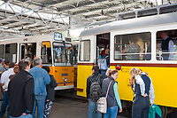 120 Year Old Budafok Tram Depot - Open Day Visit