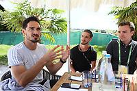 Mats Hummels (Deutschland Germany) - 05.06.2018: Media Day der Deutschen Nationalmannschaft zur WM-Vorbereitung in der Sportzone Rungg in Eppan/Südtirol