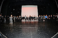 DC United  team at the presentation awards.   At the 6th Annual DC United Awards Presentation ,at the Atlas Performing Arts Center in Washington DC ,Wednesday October 27, 2009.
