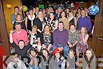 Valarie Costello, Cloverhill, Killorglin seated centre who celebrated his 40th birthday with her family and friends in Bunkers bar Killorglin on Saturday night..