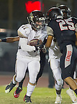 Lawndale, CA 11/11/16 - Alex Gin (West Torrance #11) in action during the West Torrance - Lawndale CIF first round playoffs.  Lawndale defeated West Torrance 48-14.