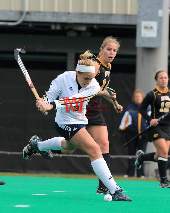 Thursday, November 4th, 2010. Michigan Field Hockey Team defeats Iowa in the first round of the 2010 Big Ten Field Hockey Tournament @ Northwestern University, Evanston, IL