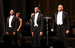 The Cast during the Curtain Call for Encores! 'Cotton Club Parade' at City Center in New York City on 11/17/2012