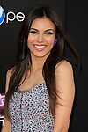 LOS ANGELES - JUN 26: Victoria Justice at the premiere of Paramount Insurge's 'Katy Perry: Part Of Me' held on June 26, 2012 in Hollywood, Los Angeles, California