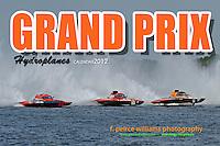 2012 Grand Prix Calendar