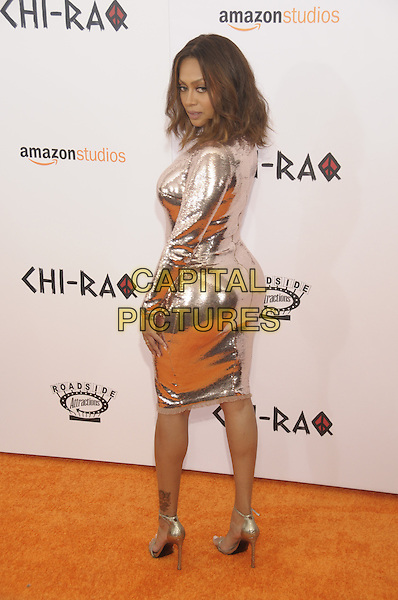 NEW YORK, NY - DECEMBER 1: La La Anthony arrives at 'CHI-RAQ: A Spike Lee Joint' Movie premier at  Ziegfeld Theatre on December 1, 2015 in New York, New York. <br /> CAP/MPI/RH<br /> &copy;RH/MPI/Capital Pictures