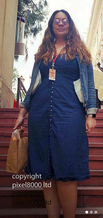 pic shows: Laureline Garcia-Bertaux<br /> <br /> <br /> <br /> <br /> Picture by Pixel8000 07917221968