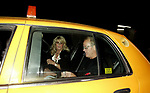Peter Fonda and wife  Out and About at a New York Hotel while in town for the Television Network's Upfront Week.<br /> May 19, 2004