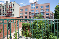 Roof Deck at 383 East 10th Street
