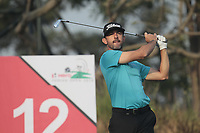 Wade Ormsby (AUS) in action on the 12th during Round 2 of the Hero Indian Open at the DLF Golf and Country Club on Friday 9th March 2018.<br /> Picture:  Thos Caffrey / www.golffile.ie<br /> <br /> All photo usage must carry mandatory copyright credit (&copy; Golffile | Thos Caffrey)