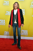 NASHVILLE, TN - NOVEMBER 1: Bucky Covington on the Macy's Red Carpet at the 46th Annual CMA Awards at the Bridgestone Arena in Nashville, TN on Nov. 1, 2012. © mpi99/MediaPunch Inc. /NortePhoto .<br />