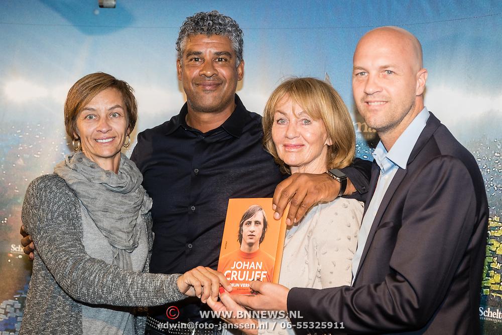 Boekpresentatie Biografie Johan Cruijff Fotopersburo Edwin
