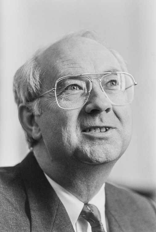 Sen. Phil Gramm, R-Tex. in Aug., 1992. (Photo by Maureen Keating/CQ Roll Call)