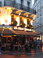PARIS--Cafes