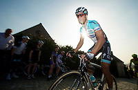 E3 Prijs Harelbeke 2012.Tom Boonen up on the Paterberg