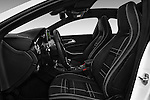 Front seat view of 2016 Mercedes Benz CLA - 4 Door Sedan Front Seat  car photos
