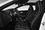 Front seat view of 2016 Mercedes Benz CLA - 4 Door Sedan Front Seat  car photos