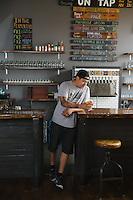 Tommy Ortega Ravenna Brewing