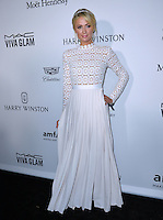 LOS ANGELES, CA. October 27, 2016: Paris Hilton at the 2016 amfAR Inspiration Gala at Milk Studios, Los Angeles.<br /> Picture: Paul Smith/Featureflash/SilverHub 0208 004 5359/ 07711 972644 Editors@silverhubmedia.com