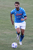 Fernando Llorente of SSC Napoli<br /> during the friendly football match between SSC Napoli and SS Teramo Calcio 1913 at stadio Patini in Castel di Sangro, Italy, September 04, 2020. <br /> Photo Cesare Purini / Insidefoto