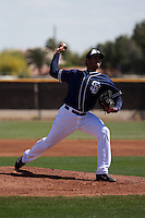 Jean Garcia - San Diego Padres 2016 spring training (Bill Mitchell)