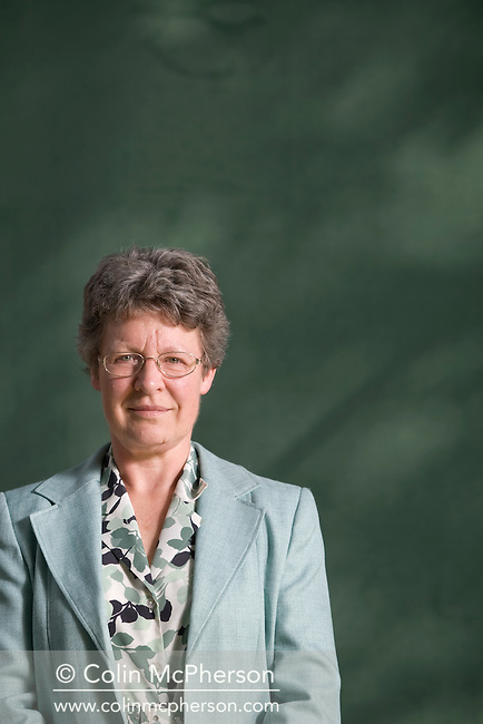 Acclaimed Northern Irish astrophysicist Jocelyn Bell Burnell, pictured at the Edinburgh International Book Festival where she talked about her work which included the discovery of the pulsar. The three-week event is the world's biggest literary festival and is held during the annual Edinburgh Festival. The 2011 event featured talks and presentations by more than 500 authors from around the world..