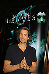 """General Hospital Michael Easton (One Life To Live, Port Charles, Days of Our Lives) at the New York Comic Con 2012 to show fans and others """"Soul Stealer Collector's Edition"""" which he cowrote and was in a booth on October 13, 2012 at the Javits Center, New York City, New York. (Photo by Sue Coflin/Max Photos)"""