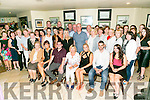 Emer O'Leary from Cahermoneen, Tralee enjoying her surprise 50th birthday with family and friends on Friday night at