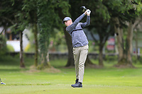 Patrick Keeling (Roganstown) during the final round of the Connacht Boys Amateur Championship, Oughterard Golf Club, Oughterard, Co. Galway, Ireland. 05/07/2019<br /> Picture: Golffile | Fran Caffrey<br /> <br /> <br /> All photo usage must carry mandatory copyright credit (© Golffile | Fran Caffrey)