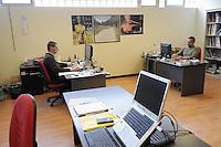 - ditta Milestone a Sorisole (Bergamo), produzione di apparecchiature diagnostiche ospedaliere, ufficio tecnico<br /> <br /> - Milestone company in Sorisole (Bergamo), production of hospital diagnostic equipments, technical Office