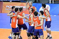 Cocha 2018 Voleibol Colombia vs Chile