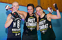 Les Mills Launch Sept 2016<br /> <br /> Body Combat<br /> <br /> Cameron Renwick, Emma McGurk, Ashley Theron