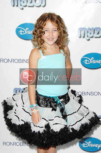 Noah Cyrus<br />at the Myzos Launch Party. Fred Segal, Santa Monica, CA. 08-22-09<br />Dave Edwards/DailyCeleb.com 818-249-4998