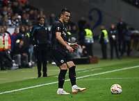 Filip Kostic (Eintracht Frankfurt) - 04.10.2018: Eintracht Frankfurt vs. Lazio Rom, UEFA Europa League 2. Spieltag, Commerzbank Arena, DISCLAIMER: DFL regulations prohibit any use of photographs as image sequences and/or quasi-video.