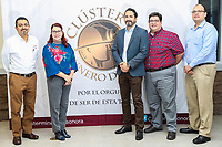 CLUSTER MINERO . M3. <br />  (© Photo: LuisGutierrez / NortePhoto.com)
