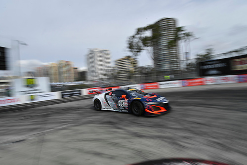 2017 Pirelli World Challenge<br /> Toyota Grand Prix of Long Beach<br /> Streets of Long Beach, CA USA<br /> Sunday 9 April 2017<br /> Peter Kox<br /> World Copyright: Richard Dole/LAT Images<br /> ref: Digital Image RD_LB17_554