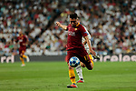 AS Roma's Cengiz Under during Champions League match. September 19, 2018. (ALTERPHOTOS/A. Perez Meca)