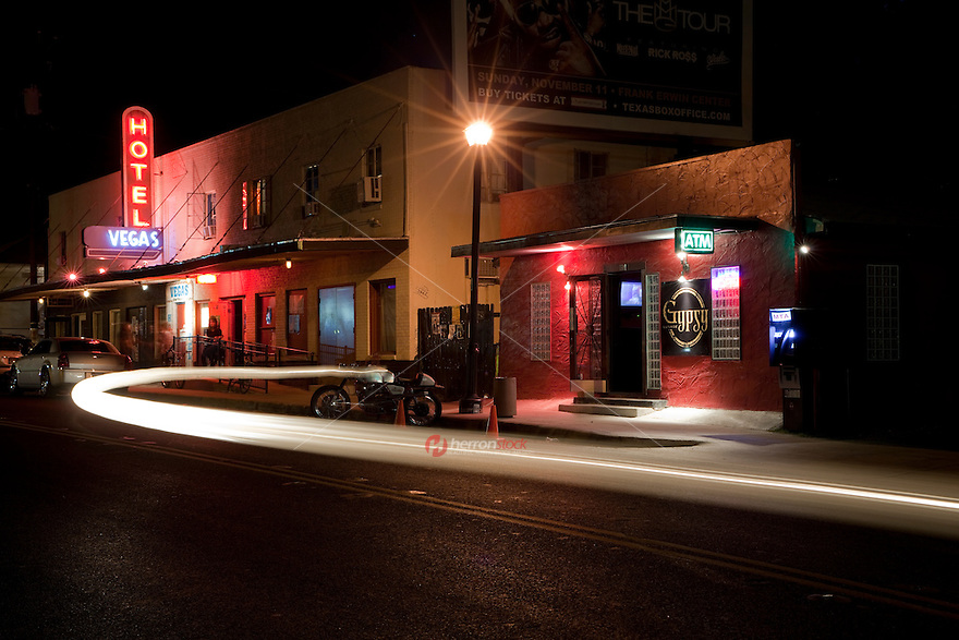 East Austin's, East 6th Street bars boast a bustling party scene all their own with low key, relaxed scene and bustling live music culture.