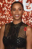 Rochelle Humes<br /> The ITV Gala at The London Palladium, in London, England on November 09, 2017<br /> CAP/PL<br /> &copy;Phil Loftus/Capital Pictures
