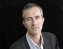 Geoff Dyer novelist who wrote the novels  Yoga for People Who Can't Be Bothered To Do It and In Search CREDIT Geraint Lewis