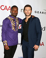 LOS ANGELES - OCT 10:  David Oyelowo, Scott Eastwood at the GEANCO Foundation Hollywood Gala at the SLS Hotel on October 10, 2019 in Beverly Hills, CA